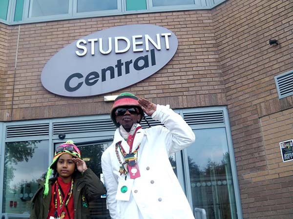 Sizzla @ International Roots Festival - Gambia May 2014